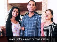 Manya Singh, Daughter Of A Rickshaw Driver, Crowned Miss India 2020 Runner-Up