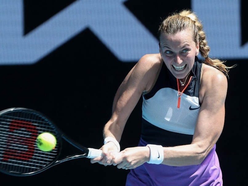 Australian Open: Petra Kvitova Knocked Out After Defeat Against Sorana Cirstea In Second Round