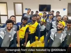 Syed Mushtaq Ali Trophy: Dinesh Karthik, Tamil Nadu Teammates Celebrate Title Win With A Dance. Watch