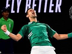 Australian Open: Injury-Hit Novak Djokovic Survives Five-Set Thriller Against Taylor Fritz