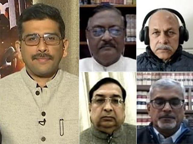 Video : मुकाबला: क्या किसानों से बातचीत के लिए आगे आएगी सरकार?