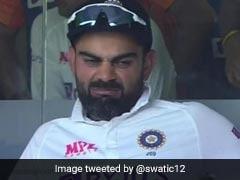 Virat Kohli's Hilarious Expression During Chennai Test Inspires A Ton Of Memes