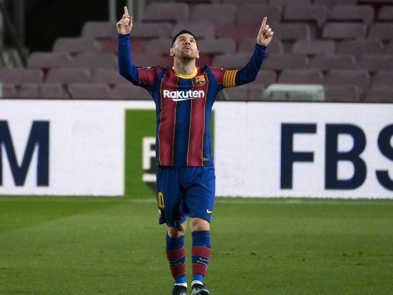 La Liga: Lionel Messi Shows His Worth But Luis Suarez Double Stretches Atletico Madrids Lead