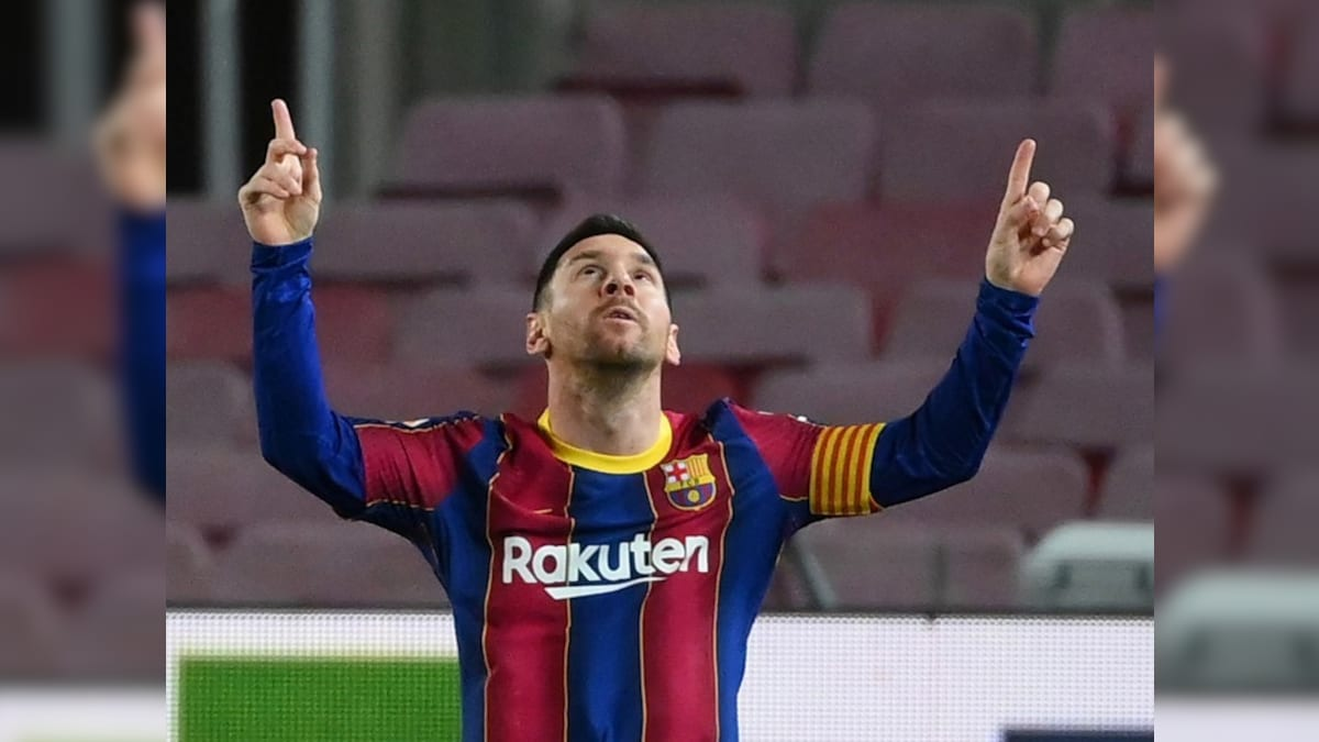 Lionel Messi to sign new five-year contract with Barcelona, take 50 per cent pay cut: report |  Football news