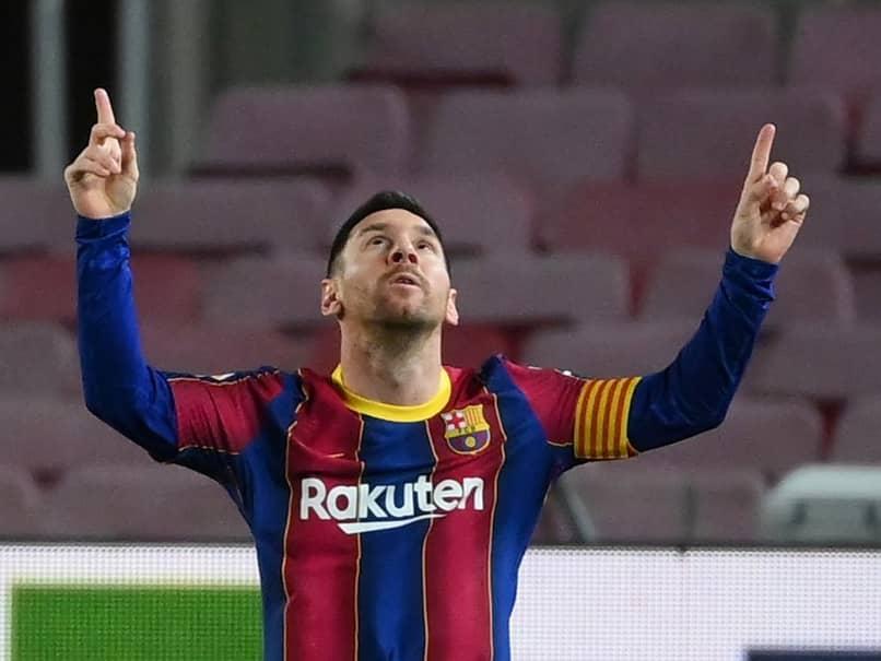 Lionel Messi Happy Again At Barcelona, Says Ronald Koeman