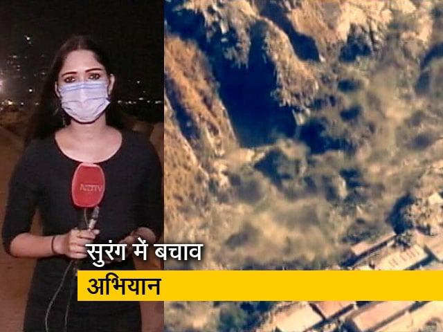 Videos : न्यूज 360: उत्तराखंड मे  ग्लेशियर टूटने से तबाही