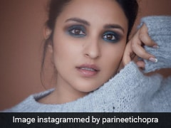 Parineeti Chopra Makes Her Eyes Do All The Talking With Bold Makeup