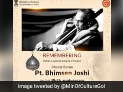 Pandit Bhimsen Joshi Jayanti: Know About The Legendary Vocalist