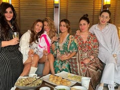 Kareena-Karisma Kapoor, Malaika Arora And Others Made Amrita Arora's Birthday Special