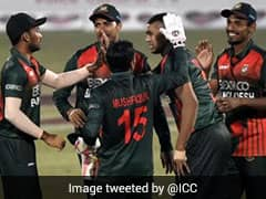 Bangladesh Name 20-Man Squad For Their White-Ball Series In New Zealand