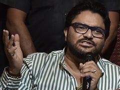 "Babul Supriyo Sparks Controversy After Allegedly ""Slapping"" Man In BJP Office"