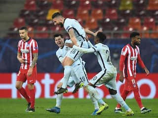 Champions League: Olivier Giroud Bicycle Kick Gives Chelsea Away Win At Atletico Madrid