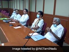 Tamil Nadu Assembly Polls: DMK, Congress Hold Seat-Sharing Talks