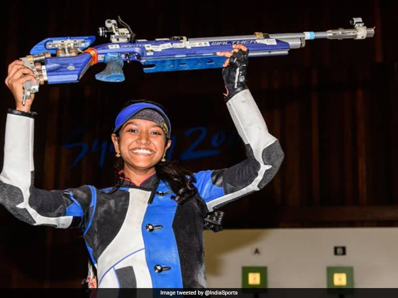 National Shooting Selection Trials: Elavenil Valarivan Betters Apurvi Chandelas World Record