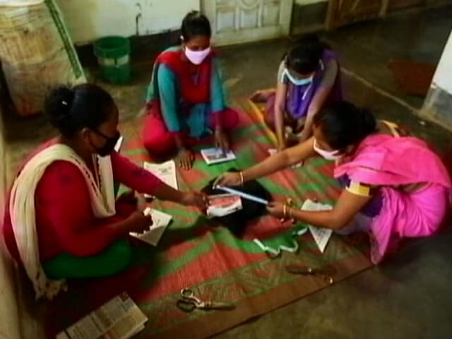 Video : USHA And Dalmia Bharat Foundation Are Building The Lived Of Women