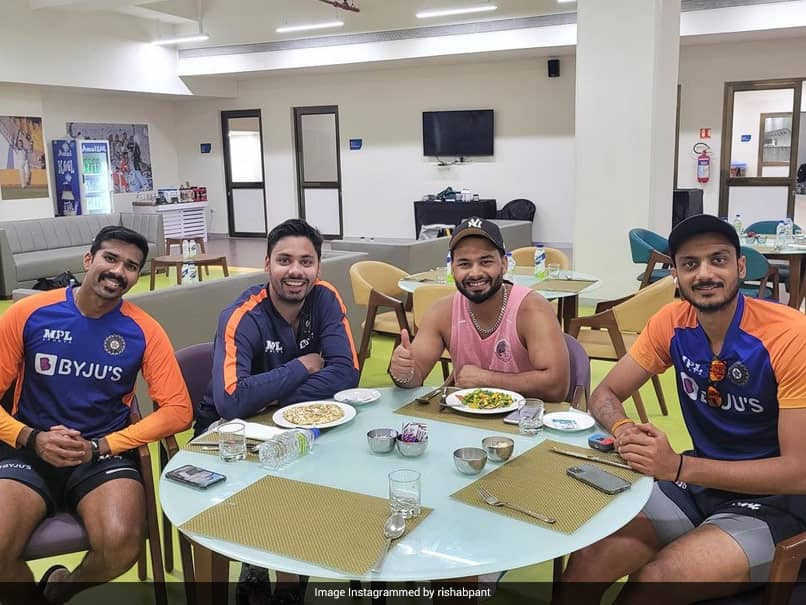 """India vs England: Rishabh Pant Shares Wholesome Group Picture After """"Intense Workout Session"""""""