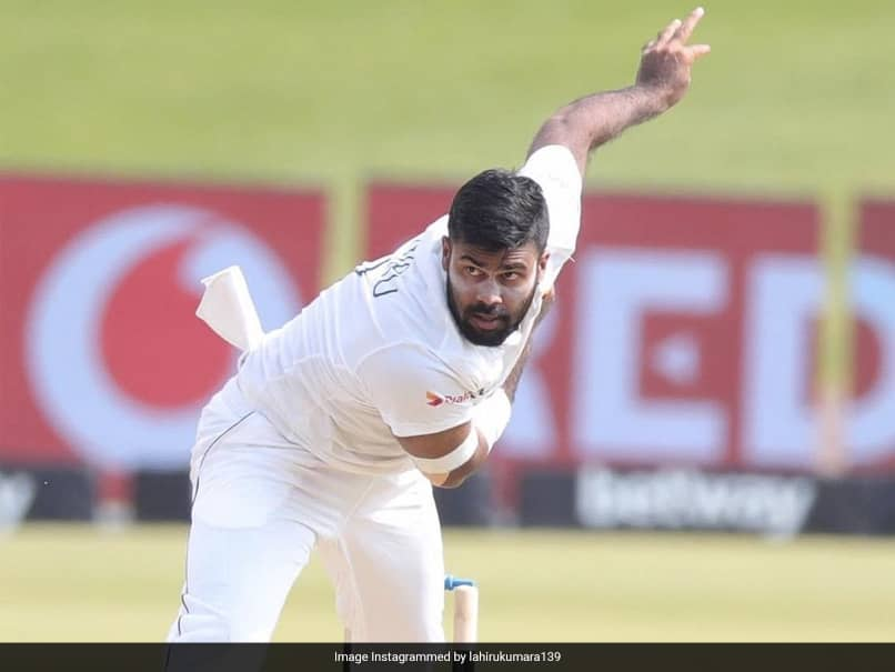 Sri Lanka Fast Bowler Lahiru Kumara Tests Positive For Coronavirus