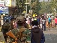 BSF Says Team Attacked In Tripura, Man Dies Amid Firing
