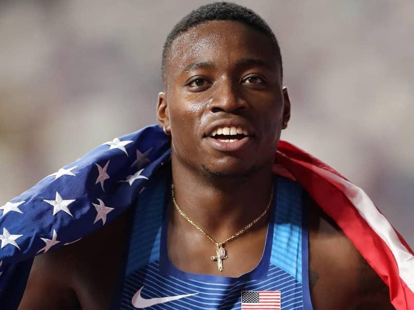 Grant Holloway Breaks Colin Jacksons 60m Hurdles World Record