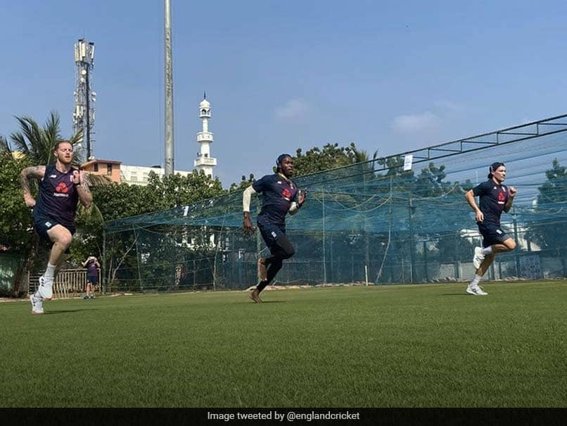 India vs England: Full England Squad Clears COVID-19 Tests, To Train From Tuesday