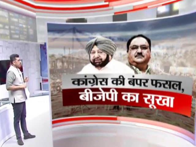 Videos : खबरों की खबर: पंजाब में कांग्रेस ने किया BJP का सूपड़ा साफ, सातों नगर निगम जीतीं