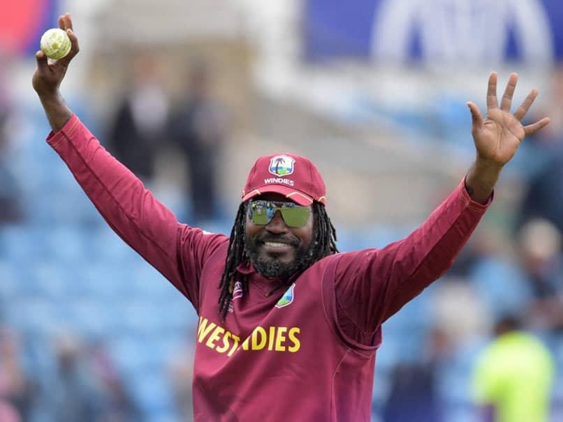 Chris Gayle, Fidel Edwards Return To West Indies Squad For T20I Series vs Sri Lanka