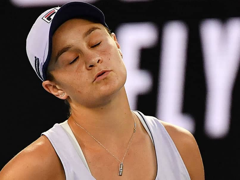 Australian Open: World No.1 Ashleigh Barty Knocked Out After Losing To Karolina Muchova In Quarters