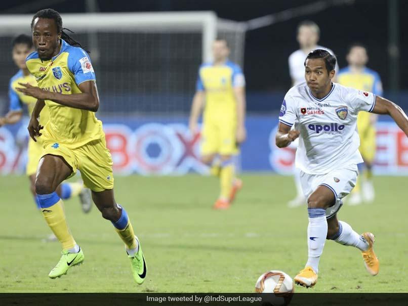 ISL: Kerala Blasters FC Hold Chennaiyin FC To 1-1 Draw In Southern Derby