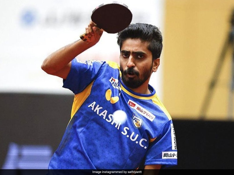 National Table Tennis Championships: Sathiyan Gnanasekaran Beats Veteran Sharath Kamal To End Long Wait For Title