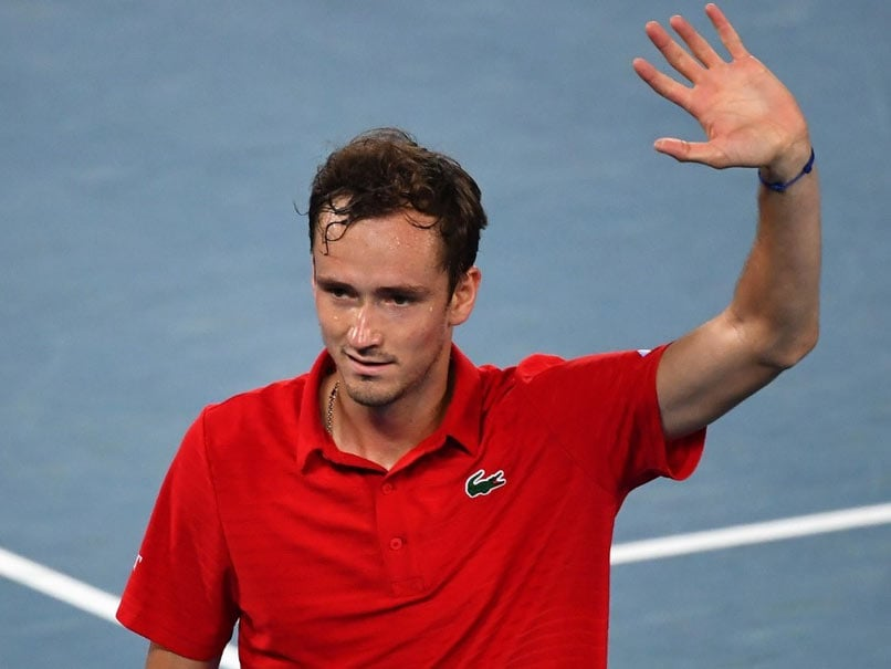 Daniil Medvedev, Andrey Rublev Lead Russia Into ATP Cup Final Against Italy