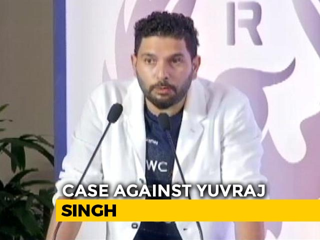 Video : Fresh Controversy Over Yuvraj Singh Remarks On Yuzvendra Chahal