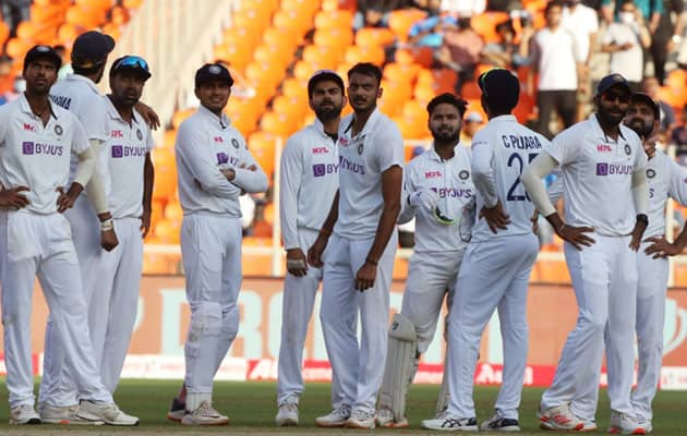 """""""Shallow Victory"""": Michael Vaughan Blasts BCCI Over """"Poor"""" Motera Pitch"""