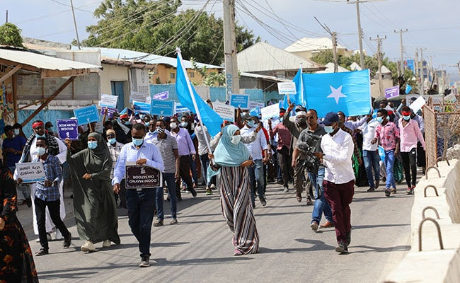 Somalia Political Impasse Over Holding Of Election 'Disappointing': India