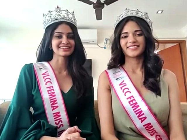 Video : Meet Miss India 2020 Winners