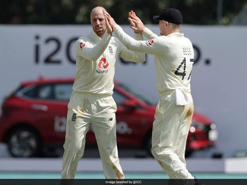 India vs England, Day-Night Test: Pink Ball Will Be A Different Challenge And I Will Be Ready, Says Jack Leach