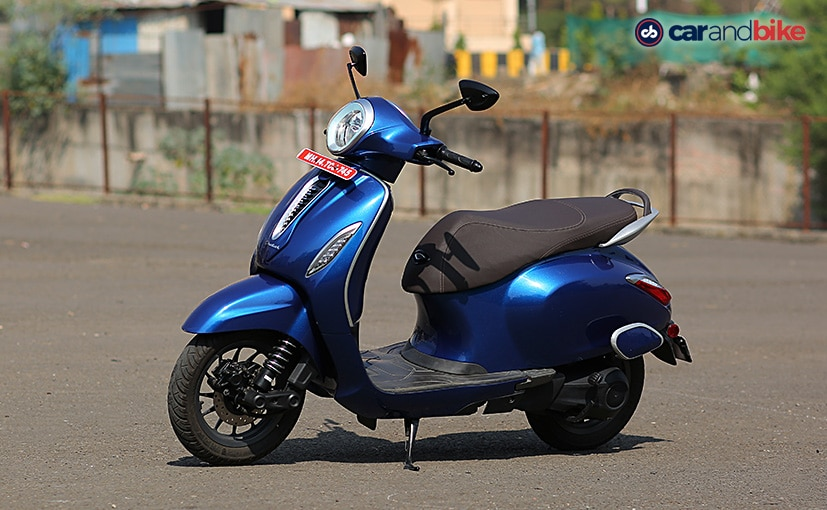 So far, Bajaj sells the Chetak EV in just two cities - Bengaluru and Pune