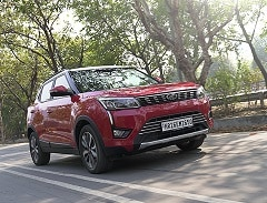 Mahindra's SUV Production In  April 2021 Drops 8 Per Cent Over March 2021
