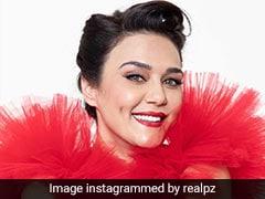 Preity Zinta's 46th Birthday Was Sweetness Overloaded; See Pics