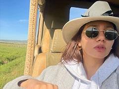 Into The Wild With Mahira Khan. Destination: Masai Mara