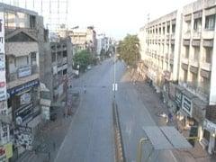 """Please Cooperate, Else..."": Cops On Lockdown In Maharashtra's Amravati"