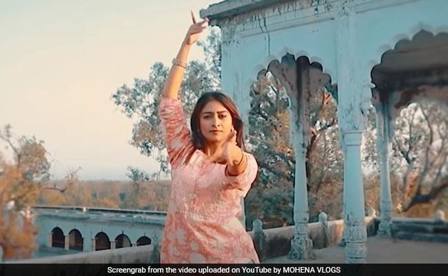 Mohena Kumari Singh ने 'कहना ही क्या' पर यूं किया डांस, यूट्यूब पर Video 9 लाख के पार
