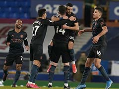 Premier League: Manchester City Beat Everton To Go 10 Points Clear On Top