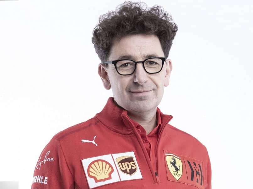 Ferrari Team Principle Mattia Binotto Hoping For Revival In 2021