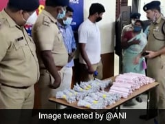 100 Gelatin Sticks, 350 Detonators Seized From Train Passenger In Kerala