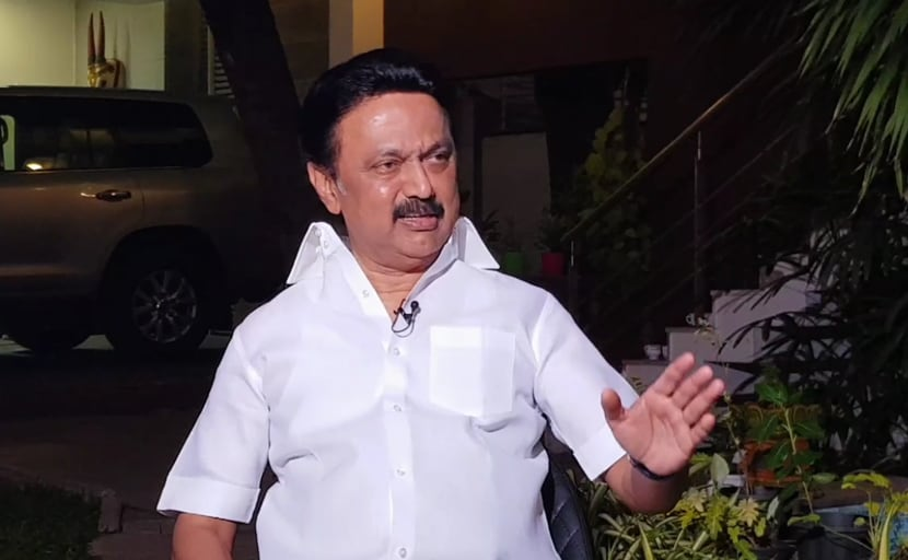 Senior DMK leader EV Velu searched by Income Tax officials while his party chief MK Stalin campaigns for him