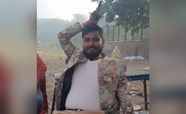 Delhi Man, Seen Firing In Air At Wedding In Viral Video, Arrested