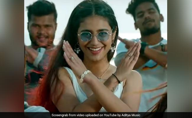 प्रिया प्रकाश वारियर का नया सॉन्ग रिलीज, कभी पिया हुक्का तो कभी Beach पर किया डांस- देखें Video