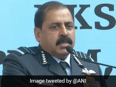 Air Force Chief Says Capabilities Up After Balakot, Galwan Valley Clashes