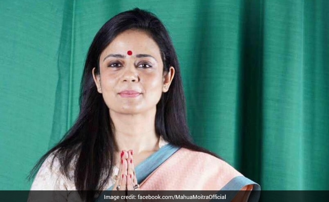 Mahua Moitra Says 'Under Surveillance' By Armed Officials Outside Home