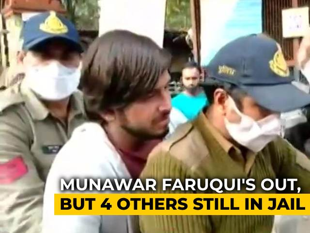 Video : Court Rejects 2nd Bail Plea Of Sadaqat Khan, Arrested In Munawar Faruqui Case